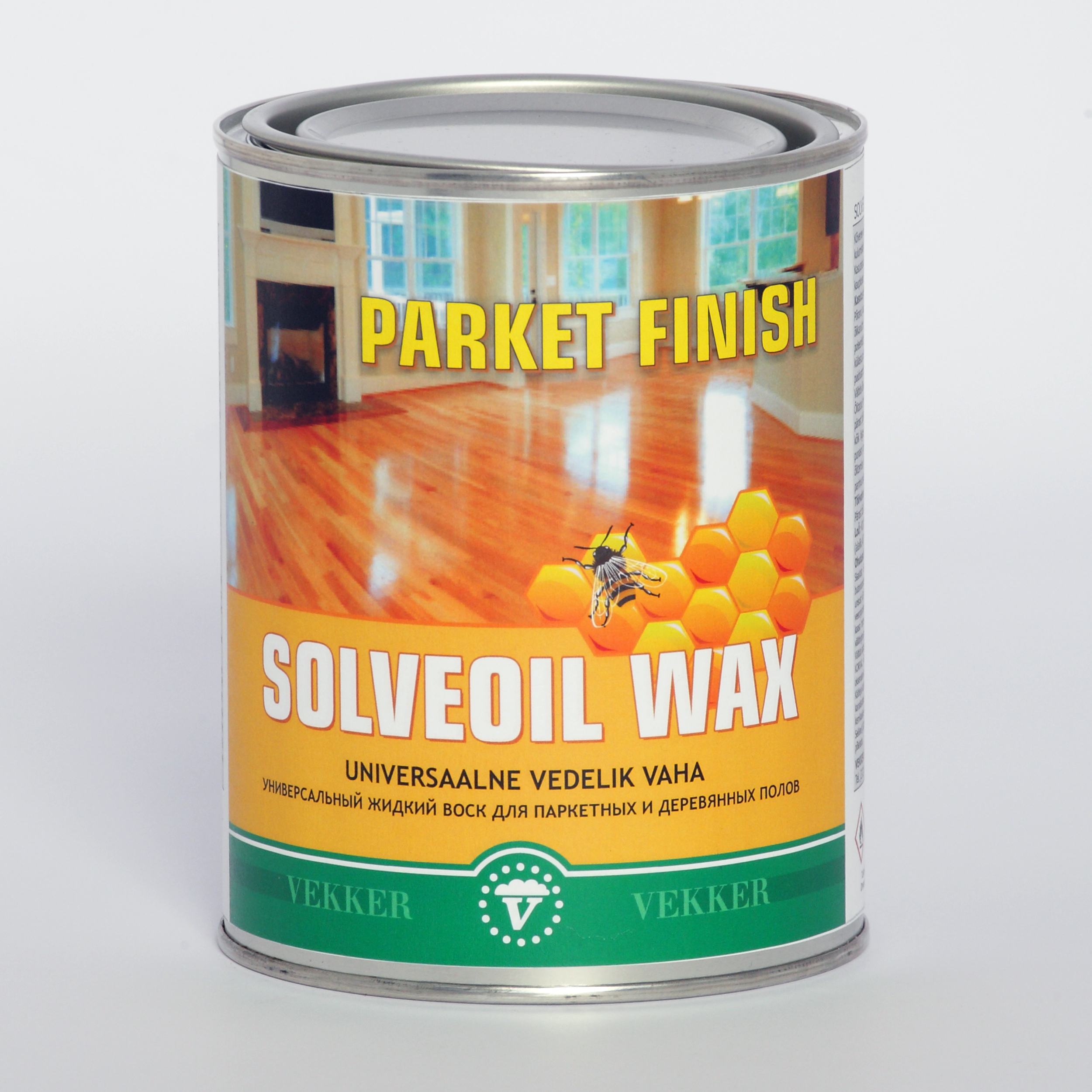 Solveoil Wax Parket Finish