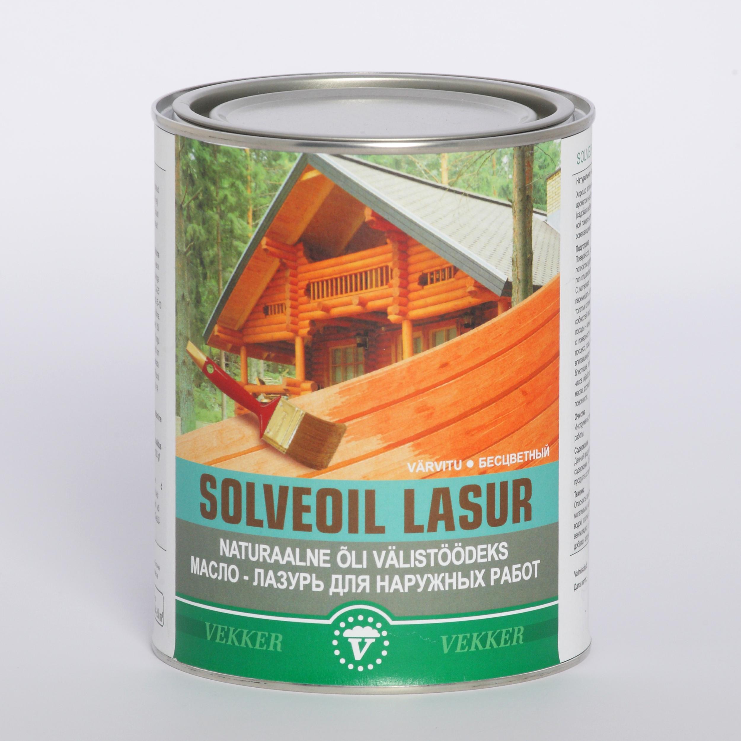 Solveoil Lasur